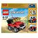 Конструктор Lego Creator 31040 Гонки в пустыне