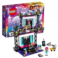Lego Friends 41117 Лего Подружки Поп-звезда: телестудия