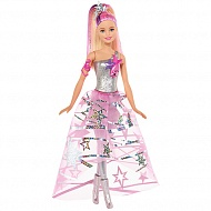 Barbie DLT25 Барби Кукла в космическом платье