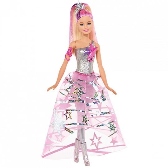 Barbie Кукла в космическом платье