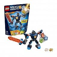 Lego Nexo Knights 70362 Лего Нексо Боевые доспехи Клэя