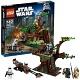 Lego Star Wars 7956 Лего Звездные войны  Атака Эвоков