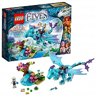 Lego Elves 41172 Лего Эльфы Приключение Дракона воды