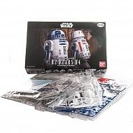 Star Wars Bandai 84615 �������� ����� ������� ������ R2-D2 � R5-D4 1:12