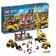 Lego City 60076 Лего Город Снос старого здания