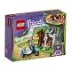 Конструктор Lego Friends 41032 Лего Подружки Джунгли: Мотоцикл скорой помощи