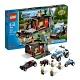 Lego City 4438  Лего Город Укрытие Преступника