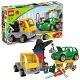 Lego Duplo 5641 Авторемонтная мастерская за работой