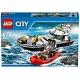 Lego City 60129 Лего Город Полицейский патрульный катер