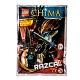 Lego Legends Of Chima 391302 Лего Легенды Чимы Раскал