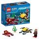 Lego City 60090 Лего Город Глубоководный Скутер