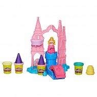 """PLAY-DOH A6881 Игровой набор пластилина """"Чудесный замок Авроры"""""""