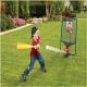 Little Tikes 620799 Литл Тайкс 3 в 1 Тренажер Бейсбола