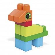 Mega Bloks CNH10 Мега Блокс Набор обучающего конструктора
