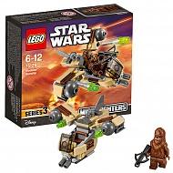 Lego Star Wars 75129 Лего Звездные Войны Боевой корабль Вуки