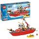 Lego City 7207 Лего Город Пожарный катер