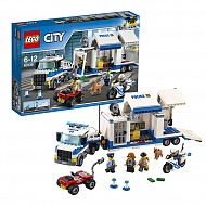 Lego City 60139 Лего Город Мобильный командный центр