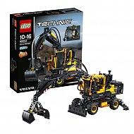 Lego Technic 42053 ���� ������ ���������� Volvo EW 160E