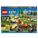 Lego City 60134 Лего Город Праздник в парке - жители Lego City