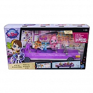 "Littlest Pet Shop B0250 Литлс Пет Шоп Набор ""Лимузин"""