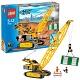 Lego City 7632 Лего Город Гусеничный кран