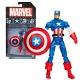 Avengers A6749 Мини-фигурки Мстителей Делюкс