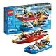 Lego City 60005 Лего Город Пожарный катер