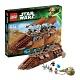 Конструктор Lego Star Wars 75020 Лего Звездные Войны Пустынный корабль Джаббы