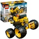 Lego Racers 9093 Лего Гонки Дробилка костей