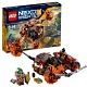 Lego Nexo Knights 70313 Лего Нексо Лавинный разрушитель Молтора