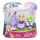 Hasbro Disney Princess B5334 Игровой набор маленькая кукла Принцесса  с аксессуарами в ассортименте