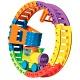 """TOMY PlasticToys T3876 Томи Развивающие игрушки Паровозик """"Чух-Чух"""" с дорогой"""