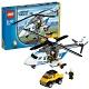 Lego City 3658 Лего Город Полицейский вертолёт