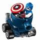 Lego Super Heroes 76065 Лего Супер Герои Капитан Америка против Красного Черепа