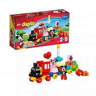 Lego Duplo 10597 Лего Дупло День рождения с Микки и Минни
