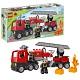 Лего Дупло 4977 Пожарная машина
