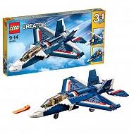 Lego Creator 31039 Лего Криэйтор Синий реактивный самолет