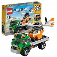 Lego Creator 31043 Лего Криэйтор Перевозчик вертолета