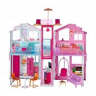 Barbie DLY32 Барби Городской дом Малибу