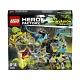 Конструктор Lego Hero Factory 44029 Лего Фабрика Героев Королева монстров против Фурно, Эво и Стормера