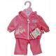 Zapf Creation Baby born® 808-276 Бэби Борн Спортивные костюмчики  в ассорт.