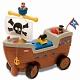 "Little Tikes 622113 Литл Тайкс Каталка ""Пиратский корабль"""