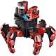 Wow-Stuff CC-1002 Робот р/у Combat Creatures  Attacknid - Doom Razor, красный