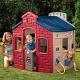 Little Tikes 444D Литл Тайкс Мульти-домик (спорт, школа, заправка, магазин)