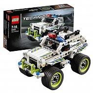 Lego Technic 42047 Лего Техник Полицейский патруль