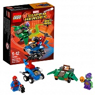 Lego Super Heroes 76064 Лего Супер Герои Человек-паук против Зелёного Гоблина