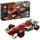 Lego Cars 8678 Лего Тачки 2 Франческо: крутой тюнинг