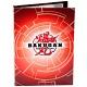 Bakugan Бакуган 2 Сезон 64295 папка для Карт (BAKUBINDER)