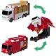 Машинка Voov 84274 Вув Грузовик Hino Ranger - Пожарная машина
