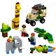 Конструктор Lego System 4637 Строительный набор Сафари